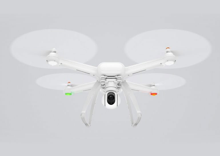 Xiaomi officially unveiled the Mi Drone quadcopter with 4K camera [video]