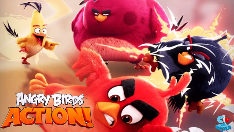 Angry Birds Action! – the pipeline got