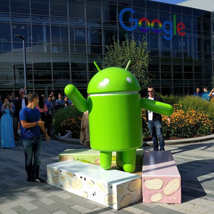 """Android N now officially called """"Android Nougat"""""""