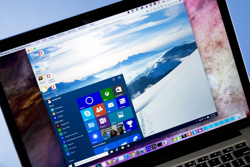 Don't want to upgrade to Windows 10? Update on OS X!