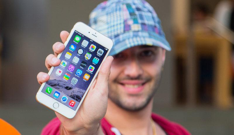 The buyer defective iPhone 6 in Nizhny Novgorod sued the operator 127 000