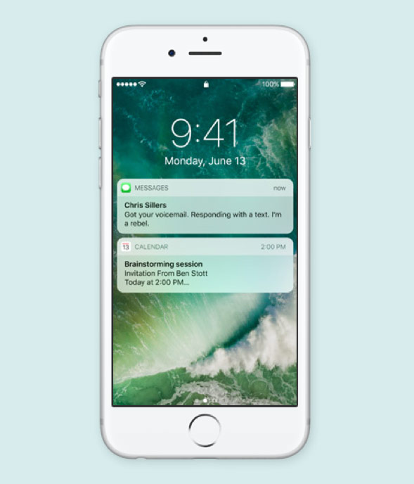 10 major innovations in iOS 10