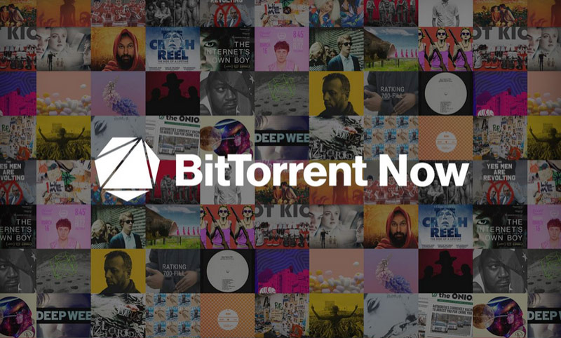 BitTorrent Now – a new service for streaming music and video to iPhone and Apple TV