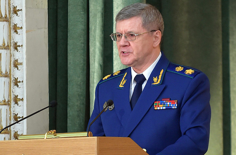 The Prosecutor General of Russia supported the proposal Mizulina on filtering messages in WhatsApp and Viber