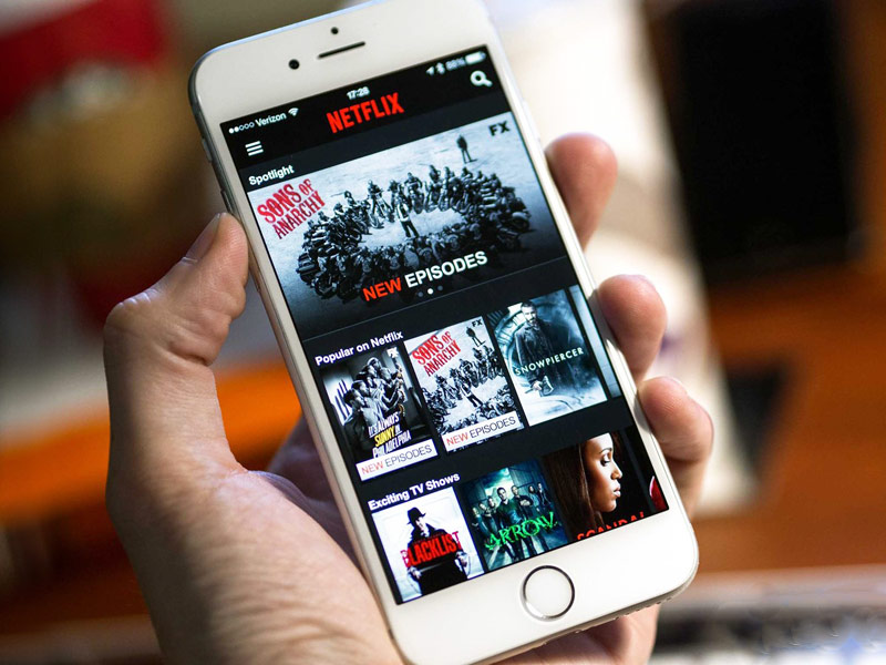 Medina: over Netflix us government gets into the heads of the Russians