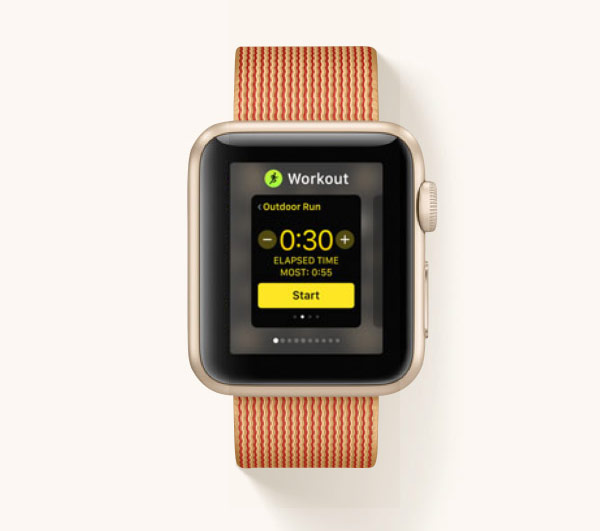 4 the main innovations in watchOS 3