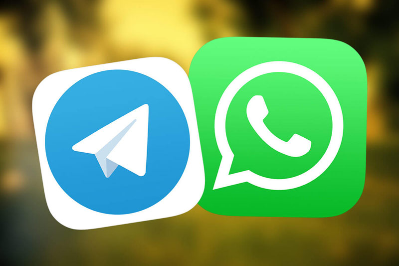 The experts showed how to hack accounts in WhatsApp and Telegram [video]