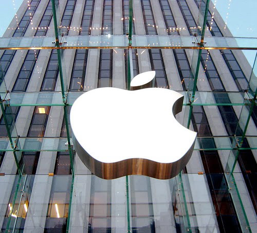 Apple has risen to 3rd place in the ranking of 500 largest U.S. corporations according to Fortune