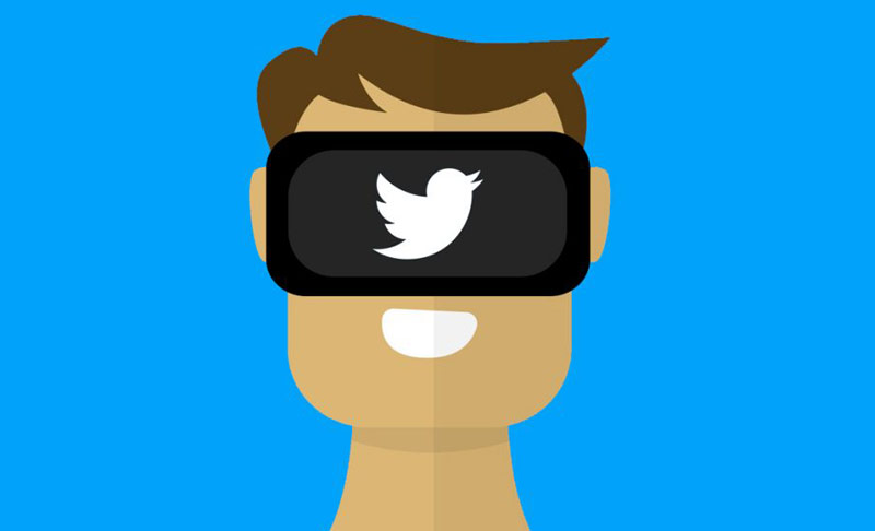 Twitter has hired a former Apple designer to work on a project of virtual reality
