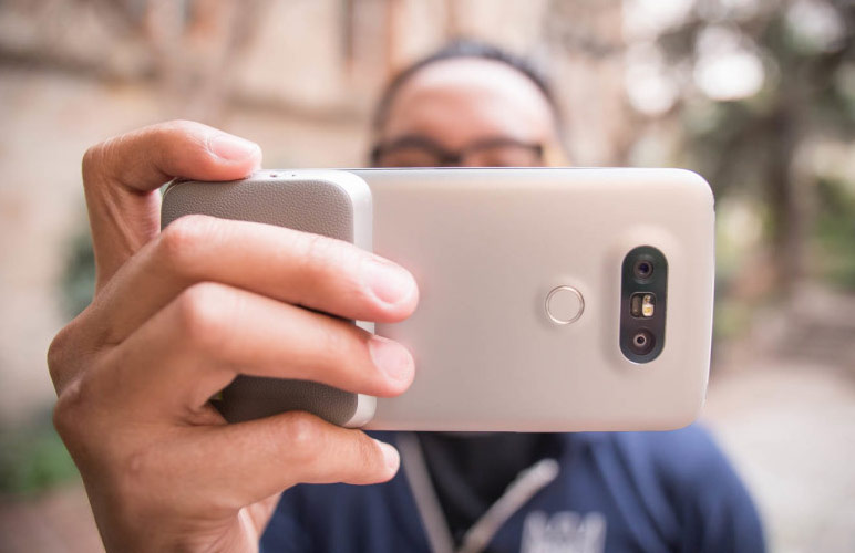 Specialists DxOMark praised dual camera LG G5 is higher than the cost of iPhone 6s