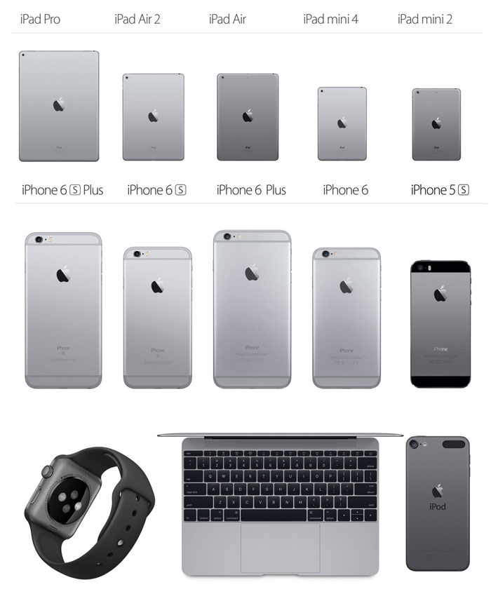 Media: in the line of iPhone 7 the model will appear in blue color, grey iPhone will no longer