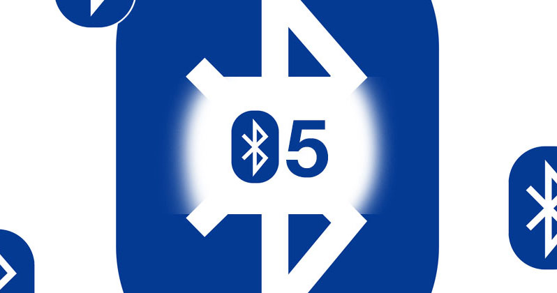 """Presented Bluetooth 5: 4 times dalnoboynie"""" 2 times faster"""