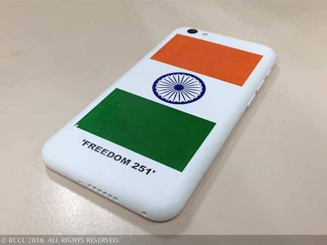 The Indian clone of the iPhone for $4 it may be a fake
