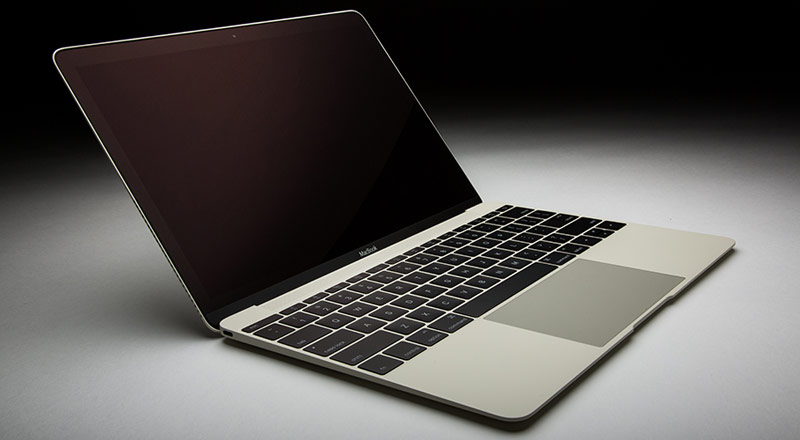 12-inch MacBook in retro style will cost buyers $3000