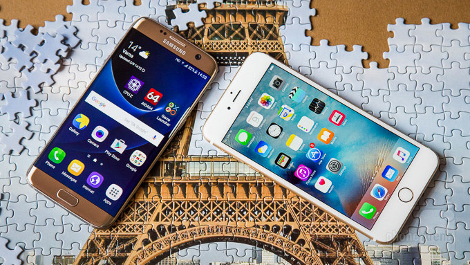 The journalist told why he is back on the iPhone after a month of using the Samsung Galaxy S7