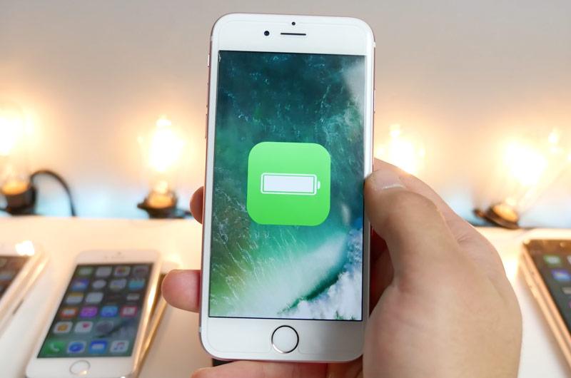 iOS 10 beta 1 vs iOS 9: battery life