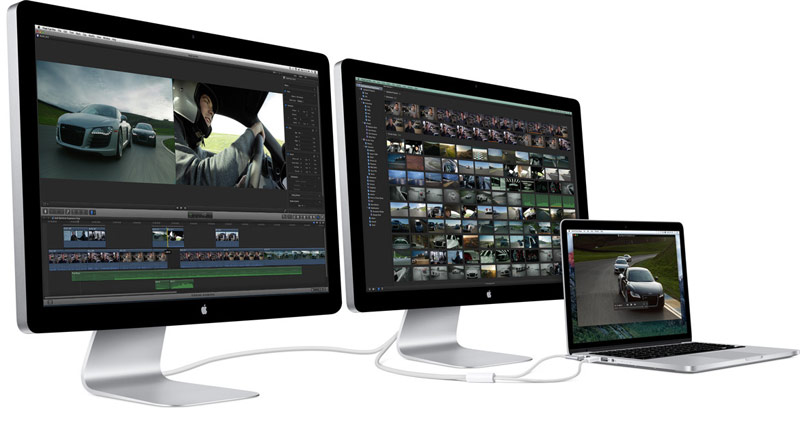 Apple is preparing a new external 5K monitor with integrated graphics