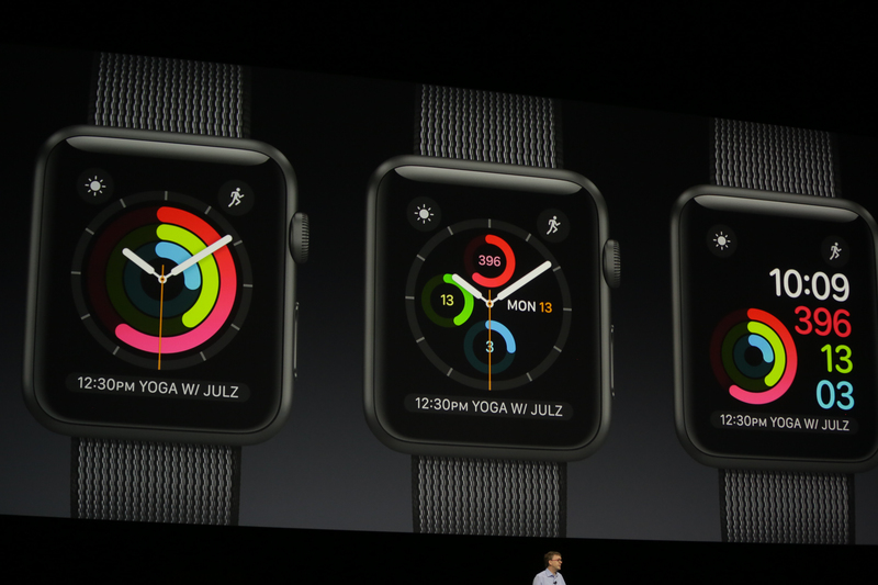 Apple introduced watchOS 3 – a new platform for the Apple Watch with a focus on performance