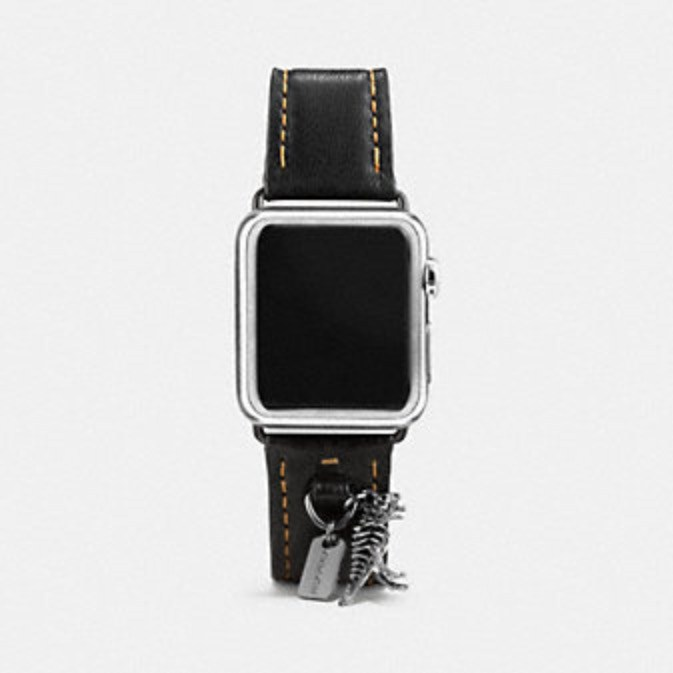 Coach watch straps for the Apple Watch will go on sale on 12 June [photos]