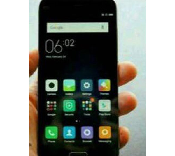 "Xiaomi is preparing a response to iPhone SE is a compact smartphone Xiaomi mini with the top ""filling"""