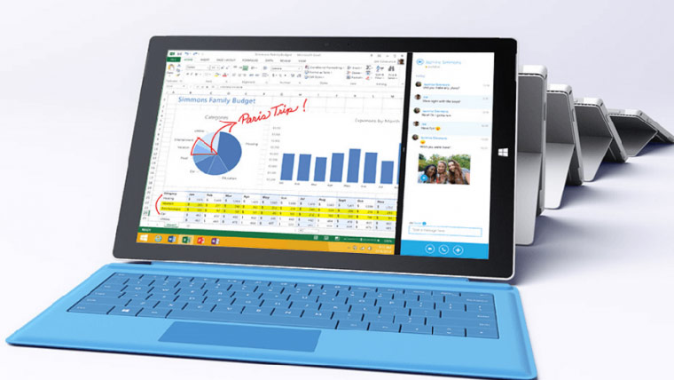 Microsoft ceases production of Surface 3