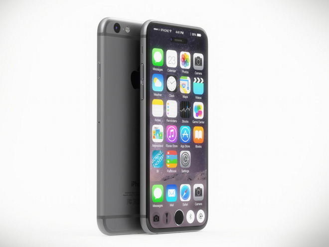 """""""Jubilee"""" iPhone: in 2017 Apple will skip the iPhone 7s and will release an all-glass iPhone 8"""