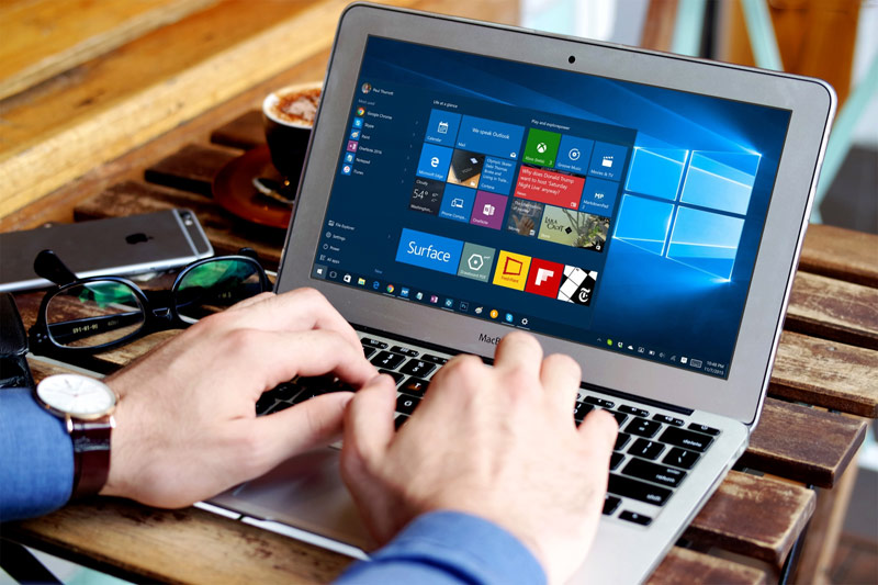 """Microsoft has simplified the user through the process """"clean"""" installation of Windows 10"""