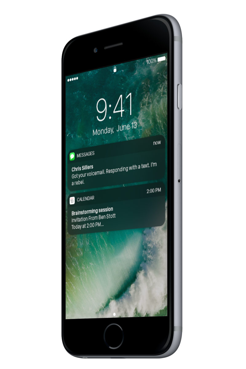 Why iOS 10 need a dark interface mode [renderings]