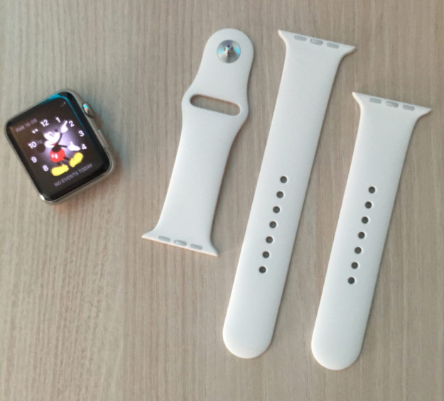 The court rejected the claim of Apple to the Russian customs about the leather straps for Apple Watch