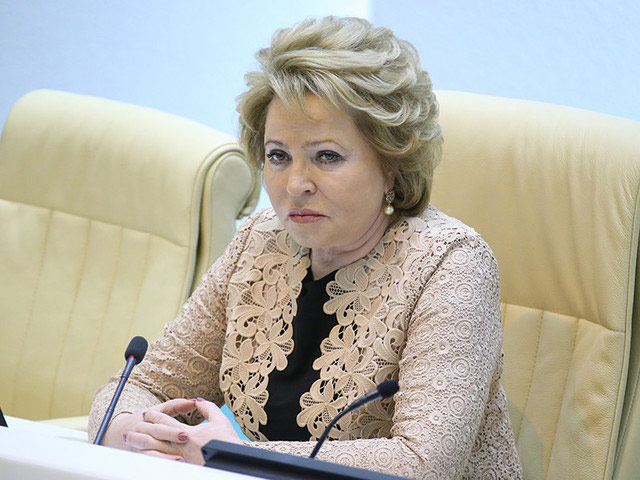 "Top managers of ""big four"" operators asked Matviyenko to reject the ""Spring law"" on data retention"