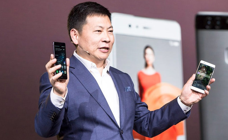 The head of Huawei: we will surpass Apple and become the world's largest smartphone manufacturer