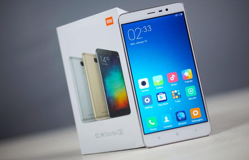 """The messenger"": the Xiaomi smartphones in Russia are in record demand"