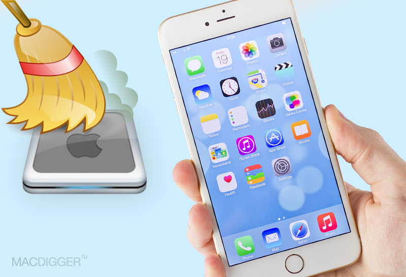 How to free up a few extra gigabytes on your iPhone without jailbreak