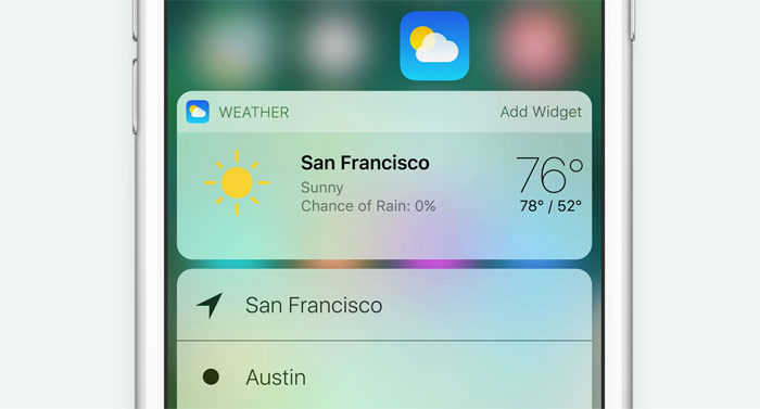 10 features 10 iOS, which Apple borrowed from the developers of the jailbreak tweaks