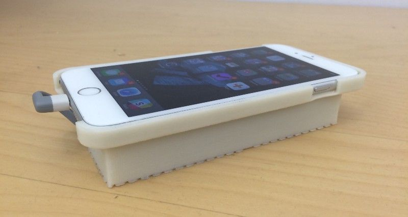 Videofact: the developer has launched for Android iPhone with case