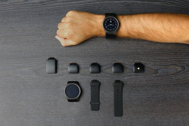 Pre-orders open for the world's first modular smart watch Blocks [video]