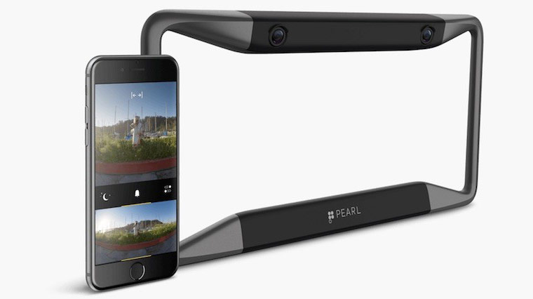 "Former employees of Apple have created a ""smart"" rear view camera RearVision [video]"