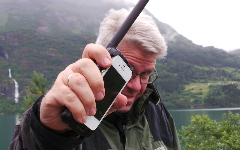 How to turn your iPhone into a satellite phone