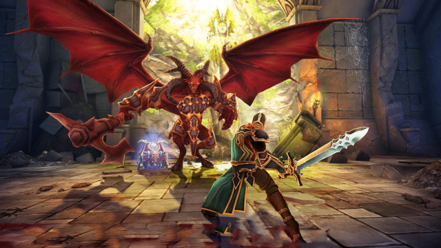 Dawnbringer – a great RPG from the authors of the Subway Surfer's