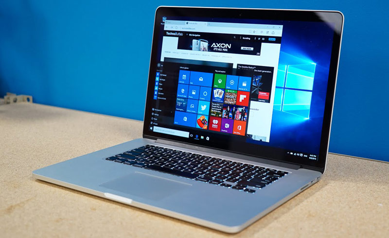 Free Windows 10 caused the fall of the PC market, Mac still in demand