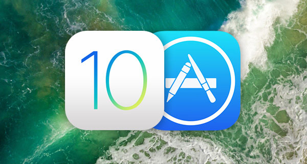 iOS 10 warns the user about applications that do not support 64 bit