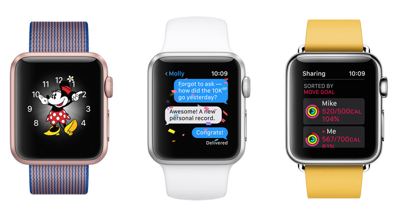 Apple Watch 2 will have a front camera and the new hardware buttons