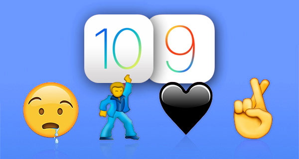 72 how to add new Emoji from the Unicode 9.0 in iOS 9 and iOS 10 without jailbreak