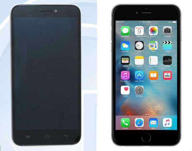 China banned sales of the iPhone 6 and iPhone 6 Plus due to accusations of stealing the design