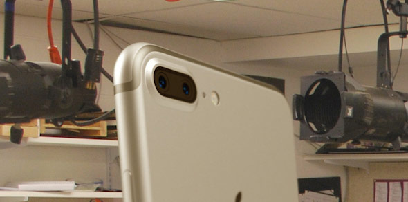 Released the first iPhone clone 7 on Android [photo]
