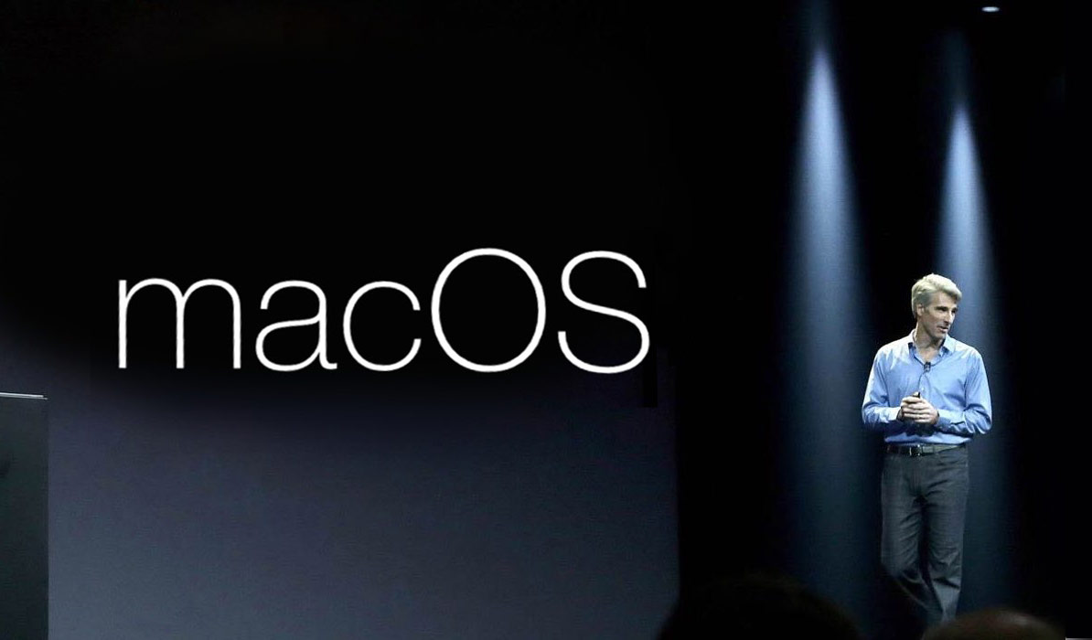 Apple accidentally confirmed that renamed OS X in macOS
