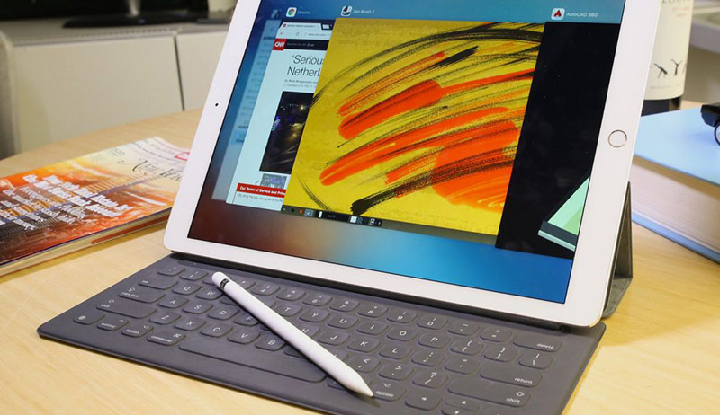 Can the iPad Pro be a replacement for the laptop
