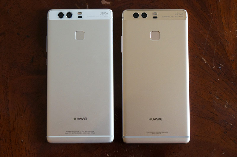 "Huawei began selling in Russia smartphones P9 and P9 Plus with dual camera support for Leica and ""3D Touch"""