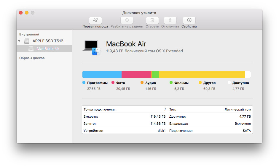 Apple announced APFS – file system for the new generation iPhone, Mac, Apple TV and Apple Watch