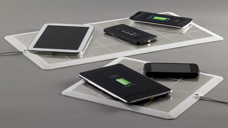 Energysquare: sticker for wireless charging iPhone [video]
